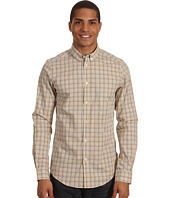 Ben Sherman - Textured Mini Check L/S Woven Shirt