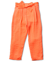 Chloe Kids - Satin Pants w/ Belt (Little Kids)