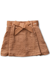 Chloe Kids - Satin Skirt w/ Belt Tied On Front (Little Kids)