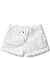 Chloe Kids - Stretch Short w/ Lurex Embroideries (Toddler/Little Kids)