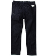 Chloe Kids - Stretch Raw Denim Pants (Toddler/Little Kids)