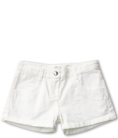 Chloe Kids - Stretch Short w/ Lurex Embroideries (Little Kids/Big Kids)