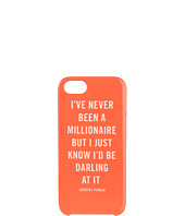 Kate Spade New York - Millionaire Quote Phone Case for iPhone® 5