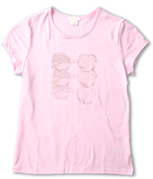 Chloe Kids - Jersey T-Shirt w/ Fancy Illustration (Big Kids)