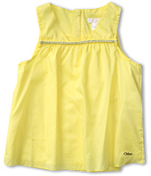 Chloe Kids - Sleeveless Percale Lined Blouse (Toddler/Little Kids)