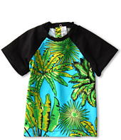 Versace Kids - T-shirt w/ Solid Sleeves (Infant)