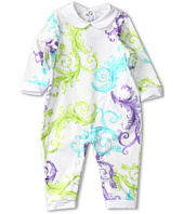 Versace Kids - Printed Playsuit (Infant)