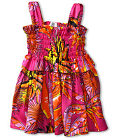 Versace Kids - Sleevless Lightweight Print Dress (Infant)