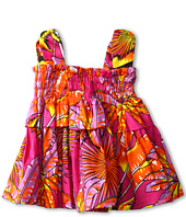 Versace Kids - Sleeveless Lightweight Print Dress (Infant)