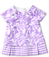 Versace Kids - Drop Waist Mixed Print Dress (Infant)