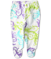 Versace Kids - Footie Pants (Infant)