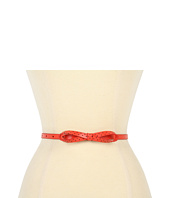 Lodis Accessories - Catalina Skinny Bow High Waist Belt