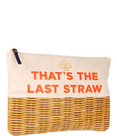 Kate Spade New York - Call to Action That's The Last Straw Gia
