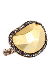 House of Harlow 1960 - Horizontal Sahara Sand Ring