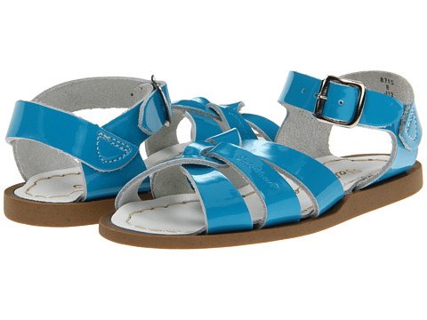 Salt Water Sandal by Hoy Shoes The Original Sandal (Infant/Toddler) - Turquoise