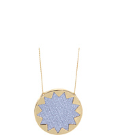 House of Harlow 1960 - Blue Star Sunburst Necklace