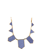 House of Harlow 1960 - Blue Star Five Station Necklace