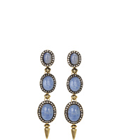 House of Harlow 1960 - Blue Star Drop Earrings