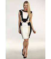 Jax - Ponte Colorblock Dress
