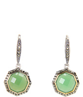 Judith Jack - Small Octagon Earrings