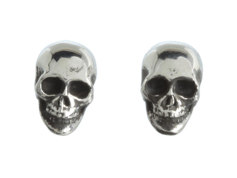 King Baby Studio - Skull Post Earrings