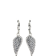 King Baby Studio - Pave CZ Wing Earrings