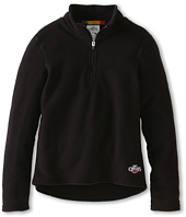 Hot Chillys Kids - Unisex Micro Fleece Zip T (Little Kids/Big Kids)