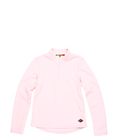 Hot Chillys Kids - Girls' Micro Fleece Zip T (Little Kids/Big Kids)