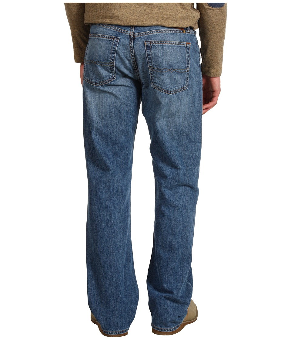 Lucky Brand 181 Relaxed Straight 32 in Light Cardiff (Light Cardiff) Men