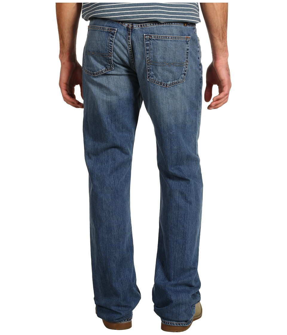Lucky Brand 181 Relaxed Straight 34 in Light Cardiff (Light Cardiff) Men