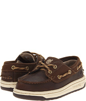 Timberland Kids - Ryan Springs Leather-and-Fabric Boat Shoe (Infant/Toddler)
