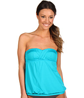 Badgley Mischka - Solids Blousson Bandini Top