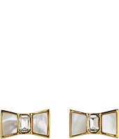 Kate Spade New York - Bow Shoppe Studs