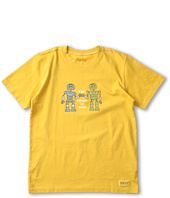 Life is good Kids - Boys' Two Cool Rob Crusher Tee (Little Kids/Big Kids)