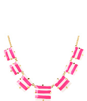 Kate Spade New York - Stripe Setting Short Necklace