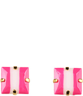 Kate Spade New York - Stripe Setting Studs