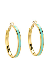 Kate Spade New York - Bar None Hoop Earrings