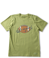 Life is good Kids - Boys' Ballyard Football Crusher Tee (Little Kids/Big Kids)