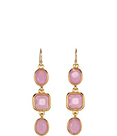 Kate Spade New York - Coated Confetti Linear Earrings