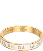 Kate Spade New York - Footloose and Fancy Free Idiom Bangle