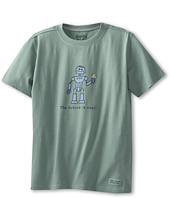Life is good Kids - Boys' Cool Robot Crusher Tee (Little Kids/Big Kids)