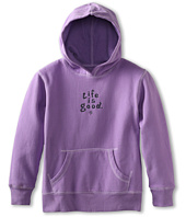 Life is good Kids - Girls' Essential Softwash Hoodie (Little Kids/Big Kids)