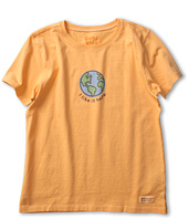 Life is good Kids - Girls' Like It Crusher Tee (Little Kids/Big Kids)