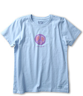 Life is good Kids - Girls' Elemental Crusher Tee (Little Kids/Big Kids)