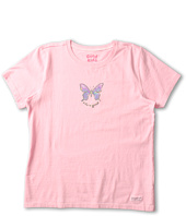 Life is good Kids - Girls' Fresh Buttercup Crusher Tee (Little Kids/Big Kids)
