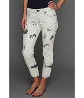 BCBGeneration - Cropped Skinny Jean in Stained Bleach
