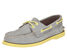 Sperry Top-Sider - A/O 2 Eye (Taupe Sparkle Suede)