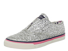 Sperry Top-Sider - CVO Laceless (Silver Glitter) - Footwear
