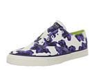 Sperry Top-Sider - CVO Laceless (Blue Milly Floral Print)