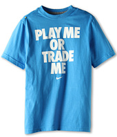 Nike Kids - Play Me S/S Tee (Little Kids/Big Kids)